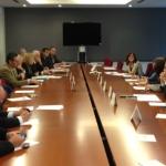 05/06/2013 - Incontro con il Ministro Zanonato al Parlamento Europeo