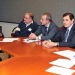 06/11/2013 - L'ON. PATRICIELLO ACCOGLIE A BRUXELLES DELEGAZIONE GIOVANI CAMPANI