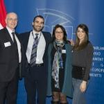 12 e 13 febbraio 2014 - visita amministratori e cittadini campani al Parlamento europeo