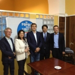 12/05/2013 - L\'On. Patriciello a Marcianise con Tonino De Angelis candidato Sindaco Pdl