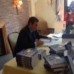 """13/05/2013 - L\'On. Patriciello alla conferenza Stampa di presentazione del libro \""""Piedi D\'Acciaio\"""""""