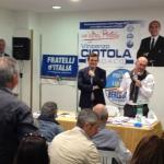 14/05/2013 - L\'On. Patriciello a Portici a sostegno di Vincenzo Ciotola candidato sindaco PDL