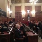 15 febbraio 2014 - Bari, premiati poliziotti che aiutarono immigrati atleti al Cara