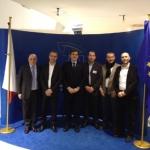 19/02/2014 – Visita amministratori e cittadini abruzzesi a Bruxelles