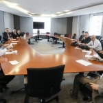 Workshop on European policy.