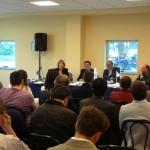 Villapiana. L'on. Aldo Patriciello in città per la nuova programmazione Europea 2014-2020 e le opportunità per la Calabria