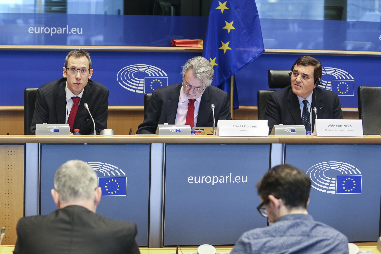 Risultati immagini per patriciello europarlamentare